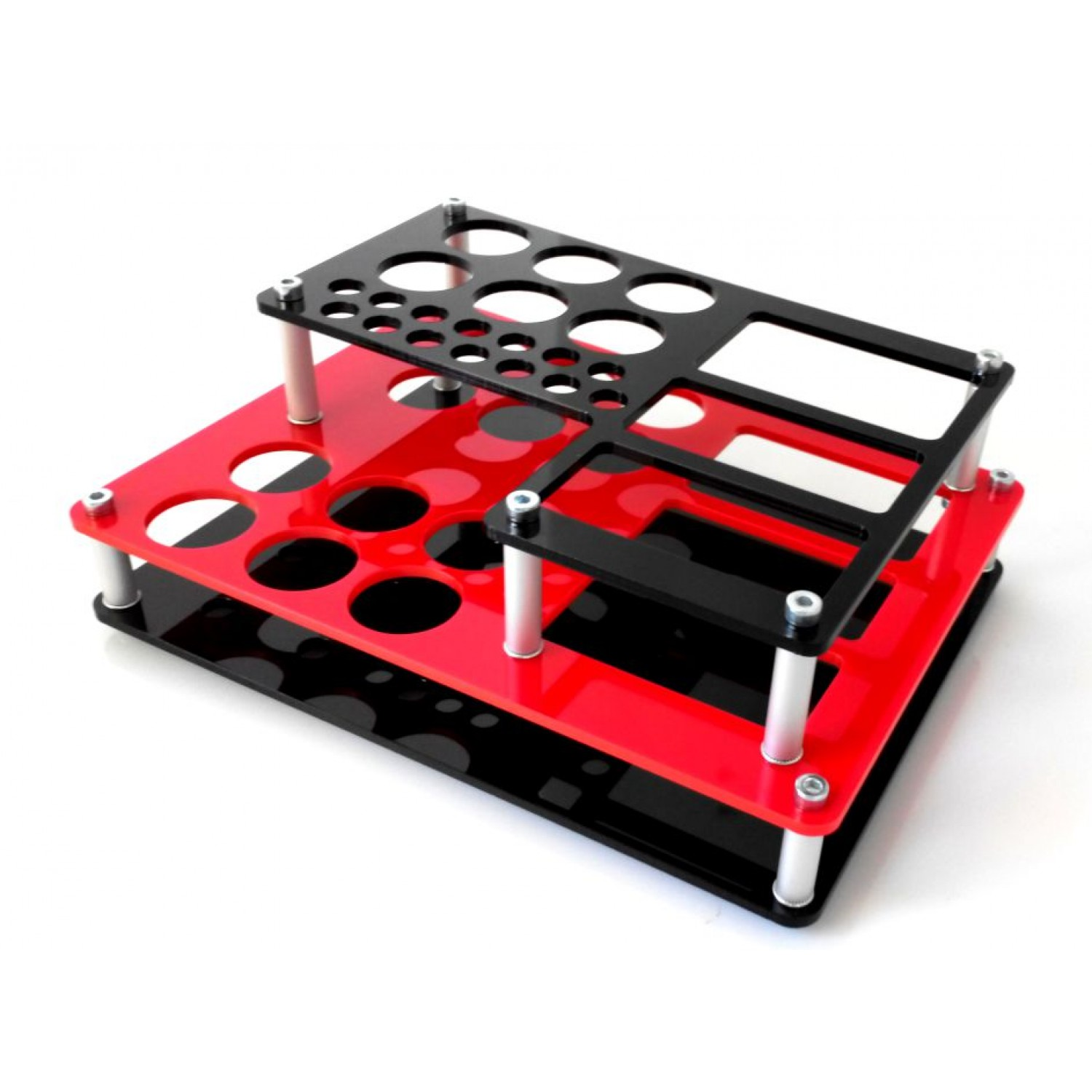Vape stand Giant Black-Red